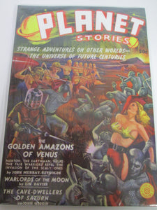 Planet Stories Vol 1 # 1 2007 Reprint edition of 1939 original PB