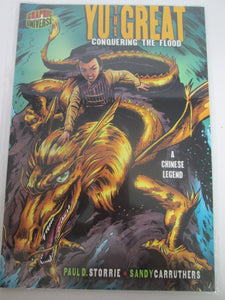 YU The Great Conquering The Flood A Chinese Legend GN PB