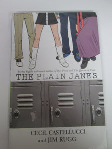 The Plain Janes Manga by Castellucci & Rugg PB
