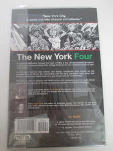 The New York Four Manga by Wood & Kelly PB