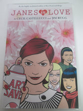 Janes in Love Manga by Castellucci & Rugg PB