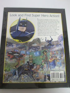 Batman Look and Find sealed HC