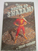 Power of Shazam by Jerry Ordway sealed GN 1994 HC