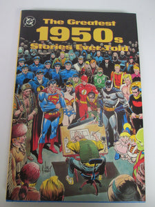 The Greatest 1950s Stories Ever Told DC Universe 1990 HC
