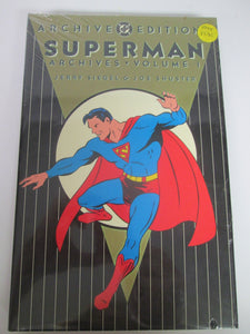 Superman Archives Vol 1 Siegal & Shuster sealed HC