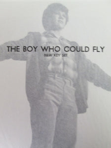 The Boy Who Could Fly Production Packet with B&W key Photos