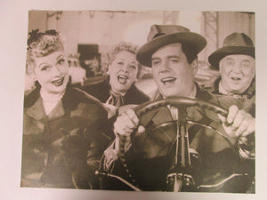 I Love Lucy B&W Movie Still 11x14 Lucy Arnez, Desi Arnez Fred and Ethel