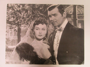 Gone With The Wind Movie Still 11x14 Scarlett & Rhett