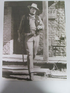 Gunsmoke Movie Still B&W 11x14 Marshall Matt Dillion