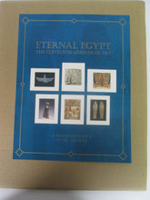 "Eternal Egypt The Cleveland Museum of Art A Portfolio of 6 11x14"" Prints"