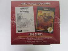Advanced Dungeons & Dragons 2nd Edition Fantasy Collector Cards 1992 NIB Sealed