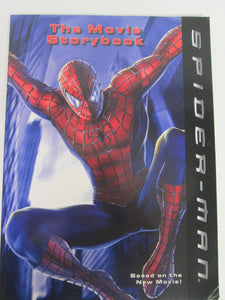 Spider-Man The Movie Storybook 2002 PB