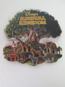 Disney's Animal Kingdom Refrigerator Dimensional Magnet