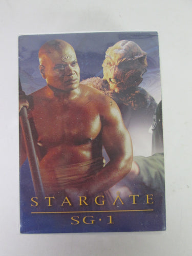 Stargate SG-1 TV Cards Complete Set 1-72 2003