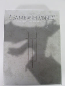 Game of Thrones Complete Third Season DVD Pre-Owned