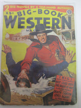 Big-Book Western Pulp Magazine 2 Big Novels June 1945
