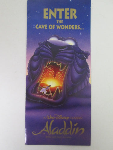 Aladdin Maze and Stickers Giveaway from Target