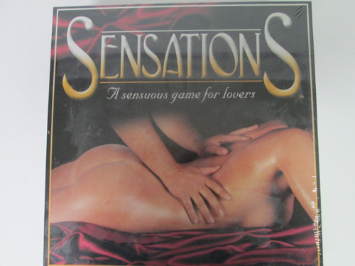 Sensations A Sensuous Game for Lovers
