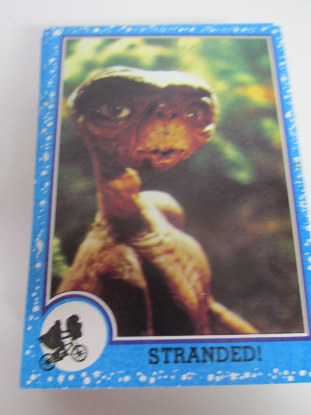 E.T. The Extra-Terrestrial 1982 43 random Cards from an 87 card set