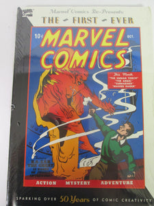 Marvel Comics Re-Presents The First Ever Marvel Comics Sealed HC