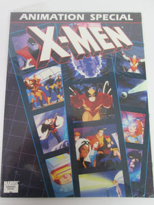 X-Men Animation Marvel Graphic Novel PB