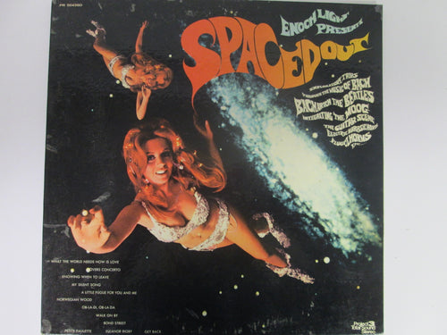 Enoch Light Presents Spaced Out Record Album 1969