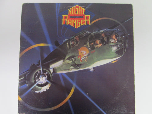 Night Ranger 7 Wishes Album 1985