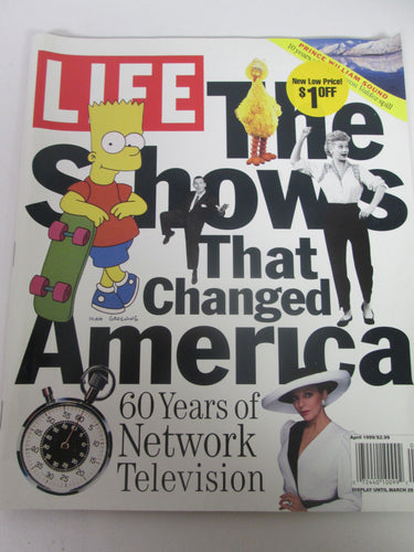 Life Magazine The Shows That Changed America April 1999