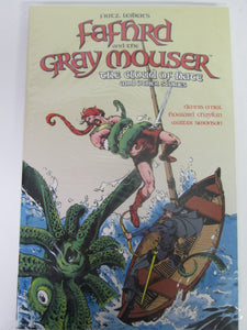 Fritz Leiber's Fafhrd and the Gray Mouser GN The Cloud of Hate and Other Stories by O'Neil, Chaykin & Simonson PB
