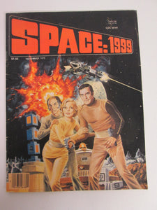 Space 1999 Comic Magazine #1 1975