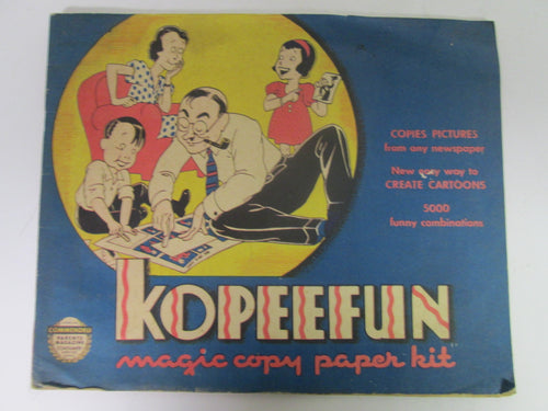Kopeefun Magic Copy Paper Kit 1940 PB.
