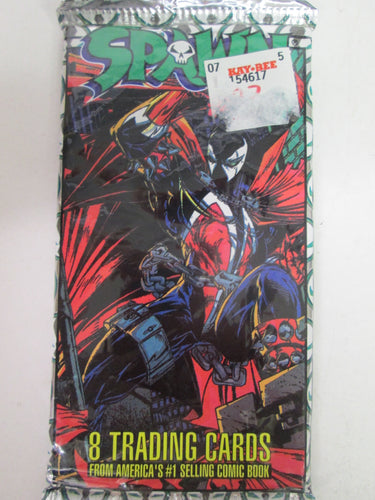 Spawn Trading Cards 8 Card Pack 1995