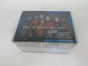 Star Trek The Next Generation Trading Cards Set of 120 Paramount 1992