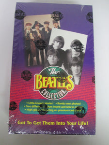 The Beatles Collection Cards Sealed Box 1993