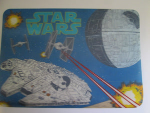 Star Wars 3-D Placemat