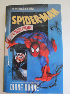Spider-Man The Venom Factor by Diane Duane 1994 HC