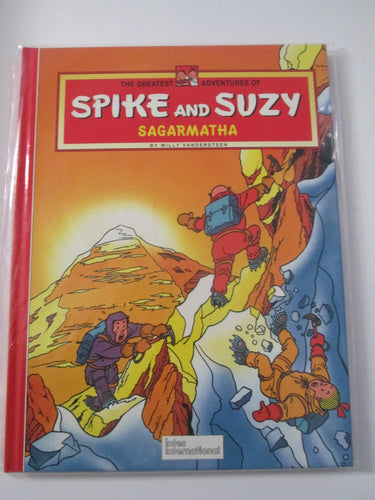 Spike and Suzy Greatest Adventures HC Vol 1-5 by Willy Vandersteen