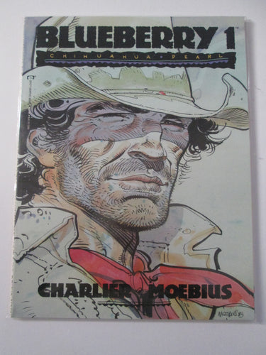 Blueberry Graphic Novel Vol 1-5 PB by Charlier & Moebius
