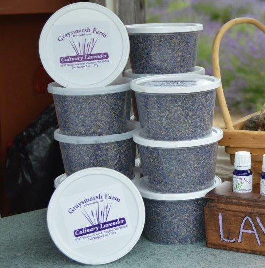 All Natural Culinary Lavender