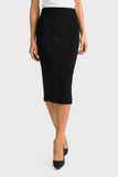 Joseph Ribkoff Essential Black Skirt