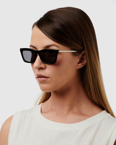 Reality Bowery Sunglasses