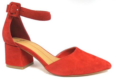 Mollini Raems Red Shoes