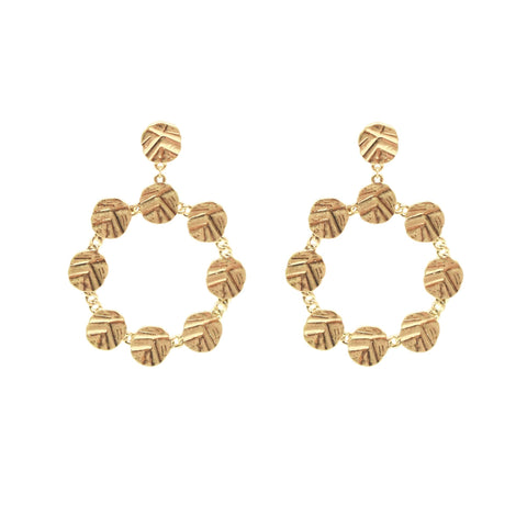 Bling Bar Odine Statement Earrings