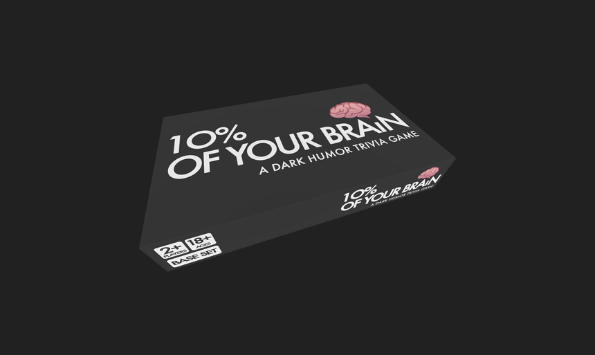 10% of Your Brain - Base Set