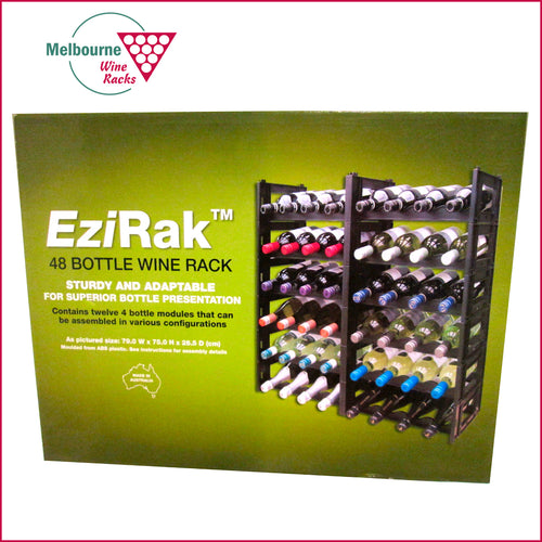 EziRak 48 Bottle Rack