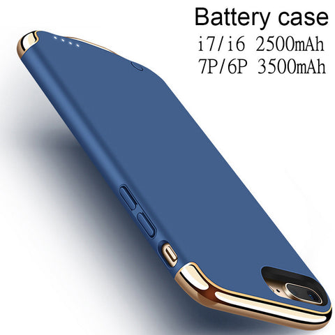Lightweight Battery Charging Case For iPhone