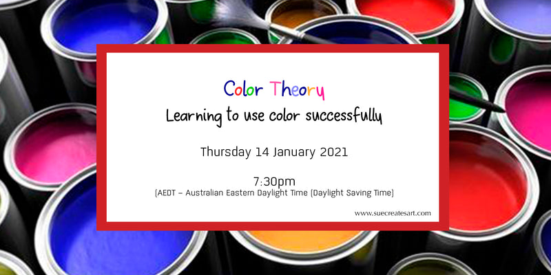 Colour Theory - Learn to use Color successfully