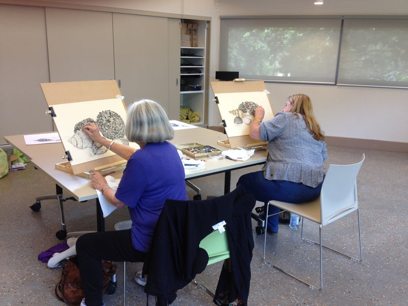 Charcoal Workshop at MACE in Mansfield - SOLD OUT