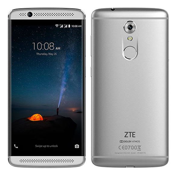 ZTE Axon 7 Mini, Platinium Gray (32GB) / Unlocked
