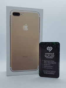 Apple iPhone 7 Plus, Gold (32GB)